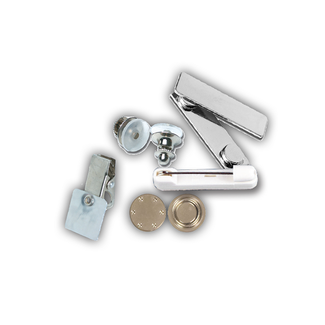 Name Badge and Lapel Pin Attachments