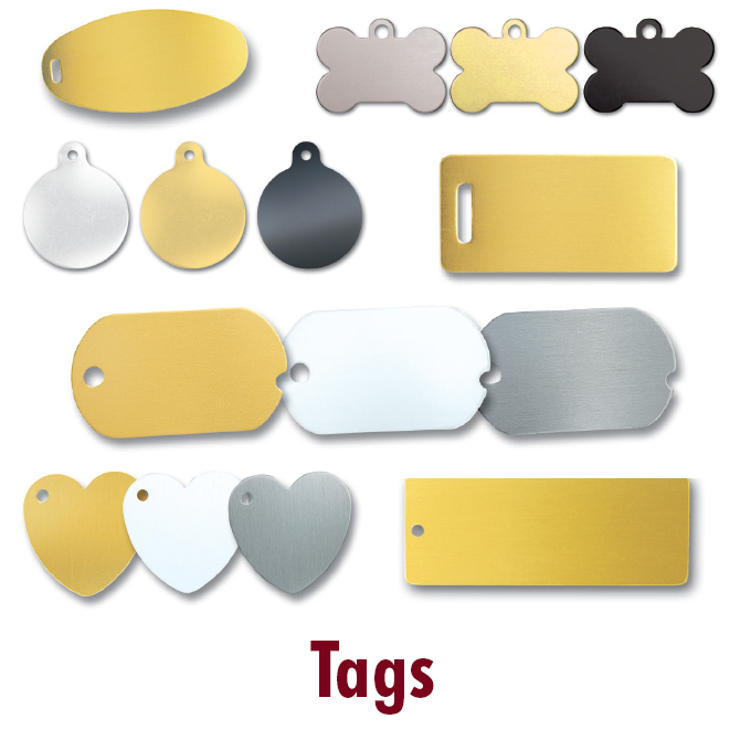 Id Plates Key Bag And Luggage Tags