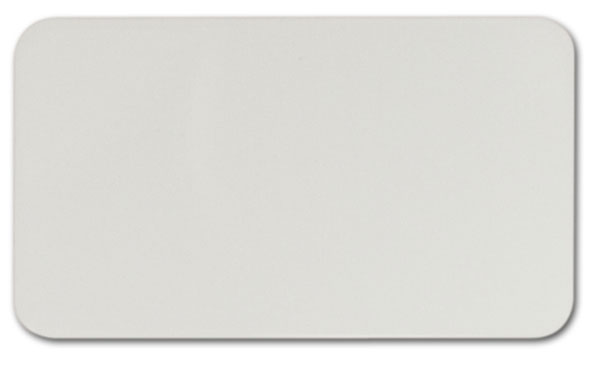 ID Plates Business and Membership Card Sized Blanks – Blank Membership Cards