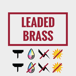 Leaded Brass
